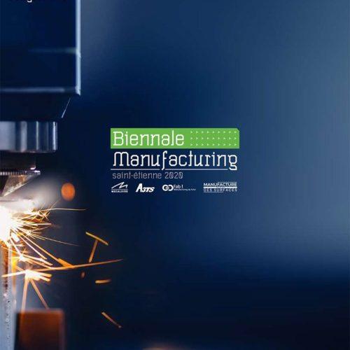 Biennale Manufacturing Saint-Etienne Manutech USD